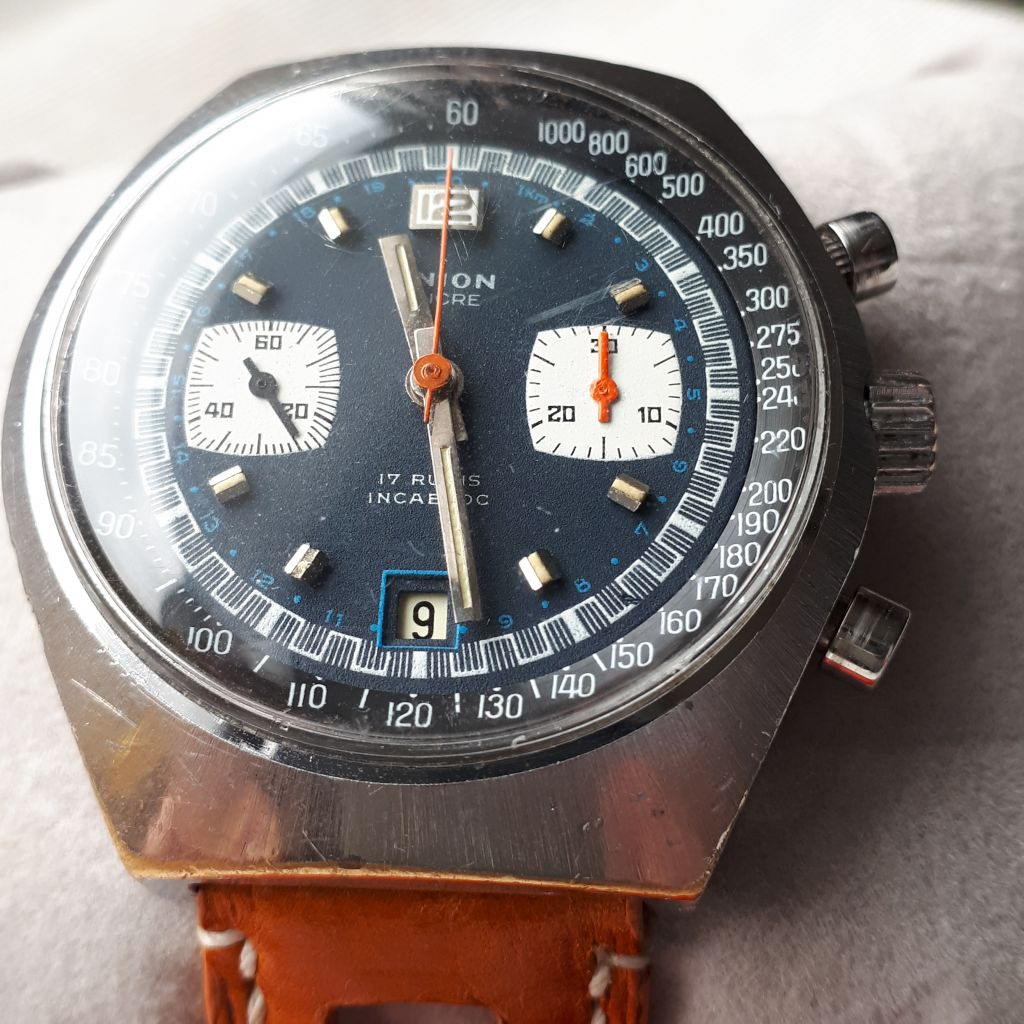 UNION Chronograph val 7734