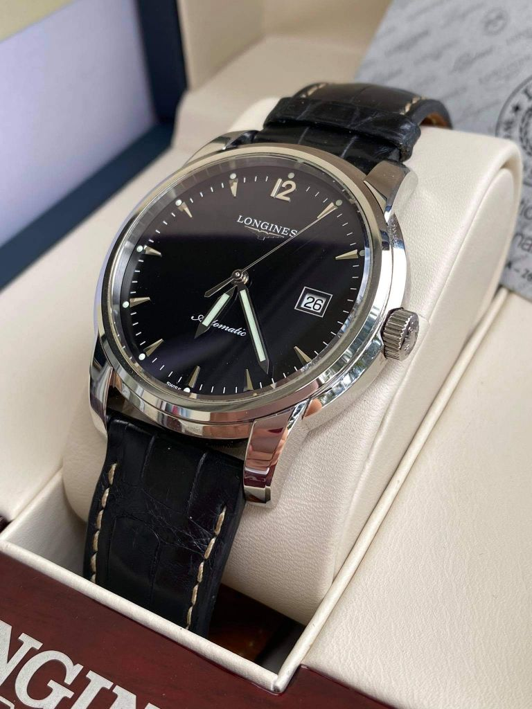 Longines l27664523 the saint-imier 41mm